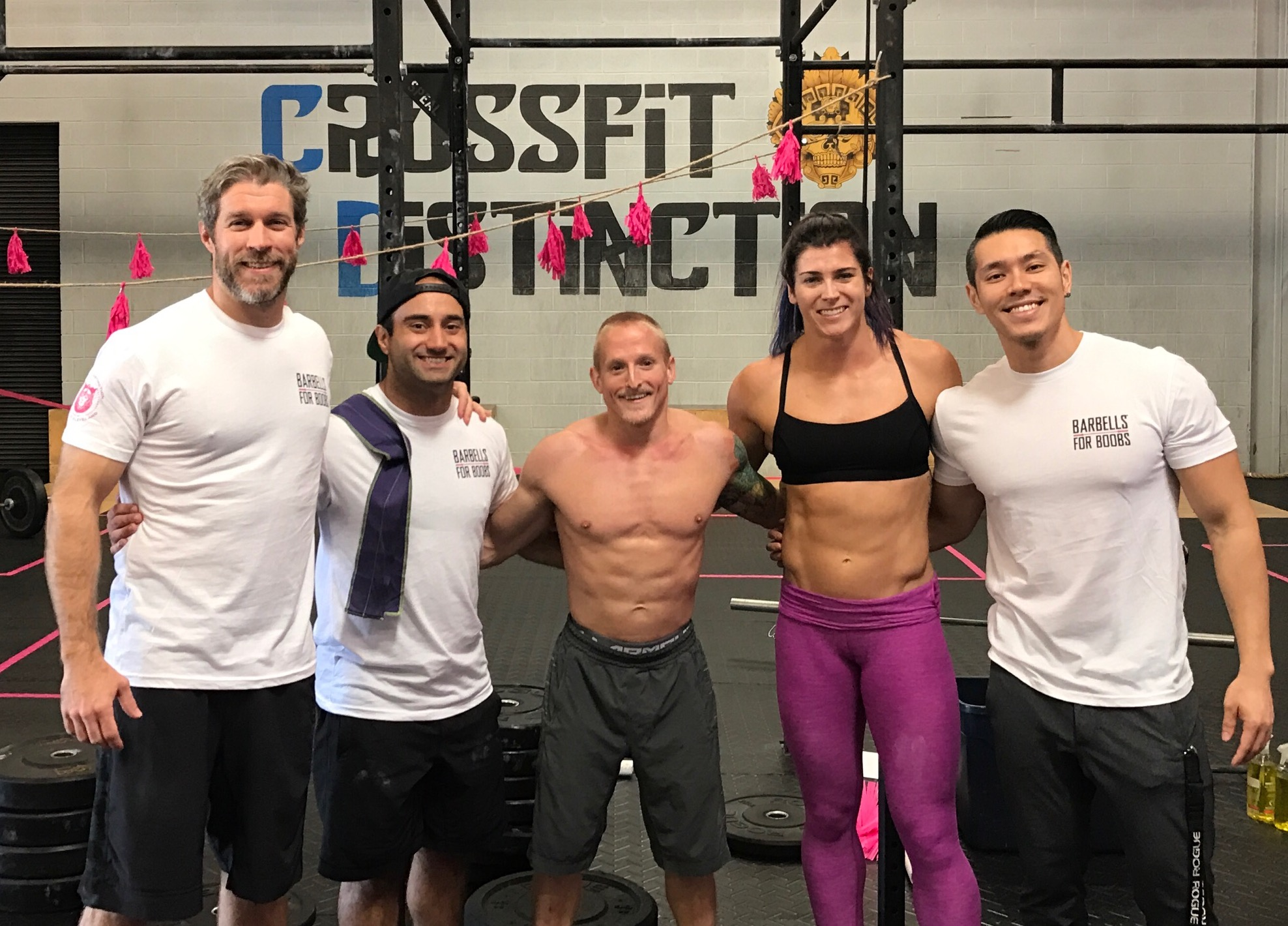 How To Build Muscle With Crossfit
